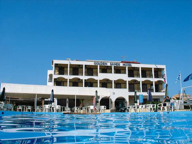 Golden Sands Hotel Agios Georgios
