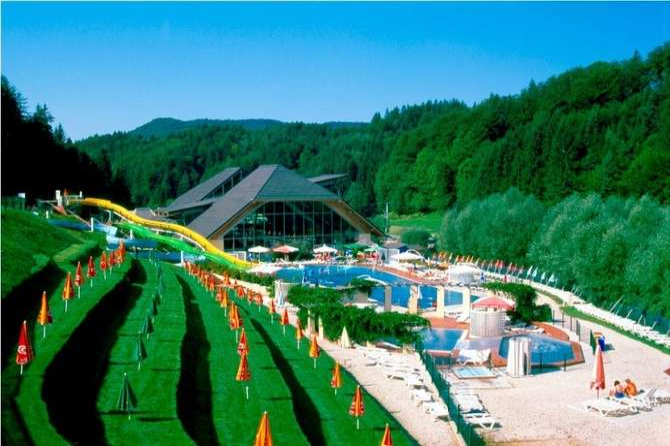 Eco Resort Terme Snovik Sela pri Kamniku
