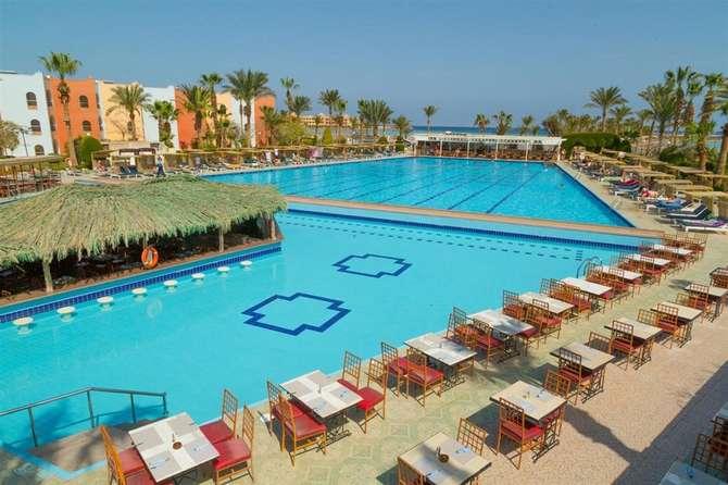 Arabia Azur Beach Resort Hurghada