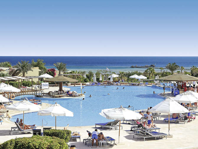 The Three Corners Fayrouz Plaza Beach Resort Marsa Alam