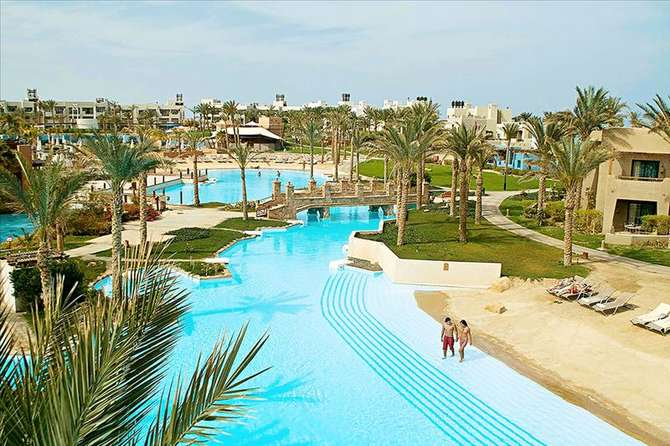 Siva Port Ghalib Hotel Marsa Alam