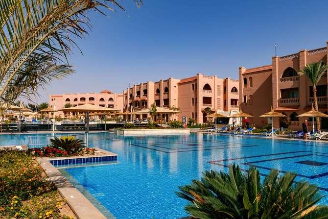 Aqua Vista Resort Sahl Hasheesh