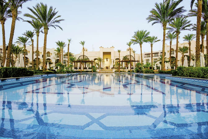 Hotel Red Sea The Palace Port Ghalib Marsa Alam