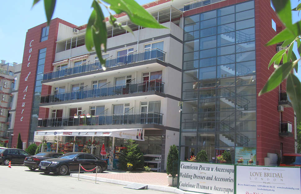 Aparthotel Cote d`Azure