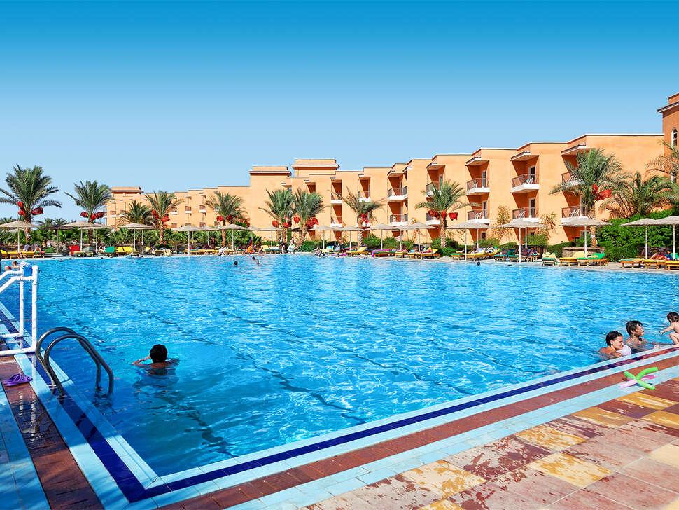 The Three Corners Sunny Beach Resort, 6 dagen