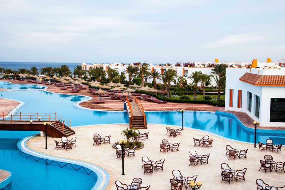 Fantazia Resort Marsa Alam, 6 dagen