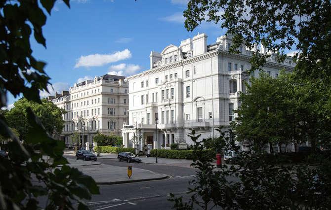 Columbia Hotel Londen