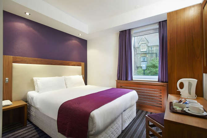 Ambassadors in Kensington Hotel Londen