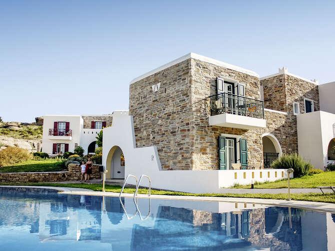 Naxos Palace Hotel Agios Prokopios
