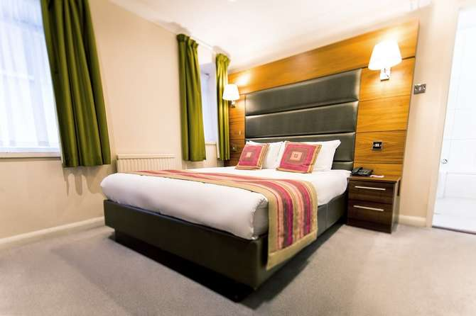 Best Western Burns Hotel Kensington Londen