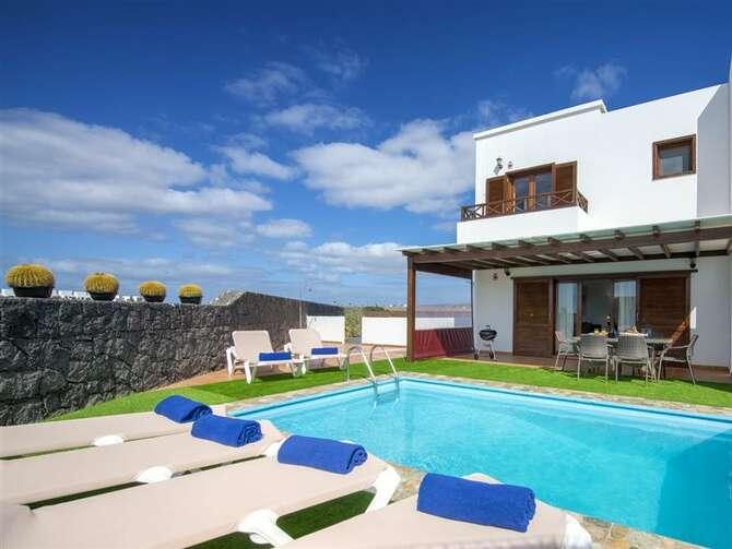 Villas El Partidor Playa Blanca