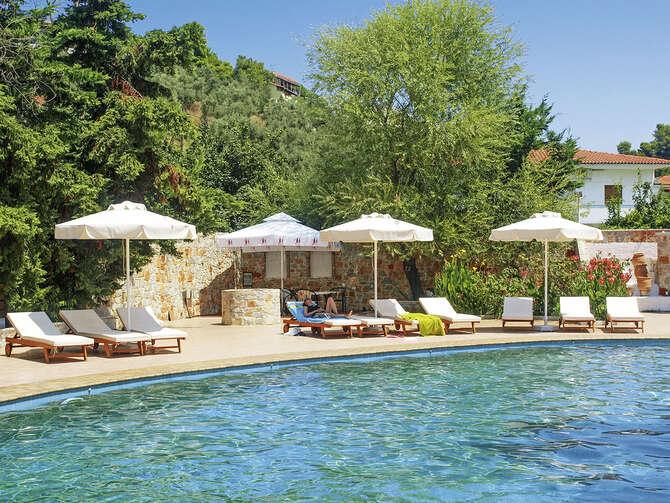 Hotel Arco Agia Paraskevi