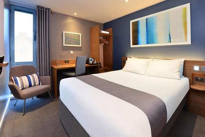 Travelodge London Farringdon Londen