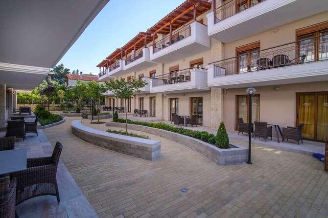 Apanemia by Flegra Hotels Pefkochori