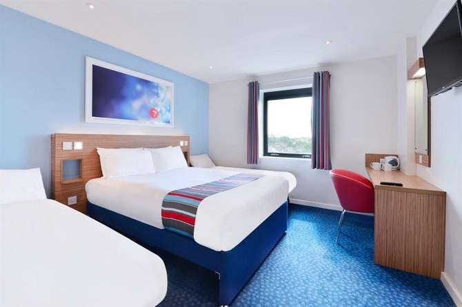 Travelodge Aldgate East Londen