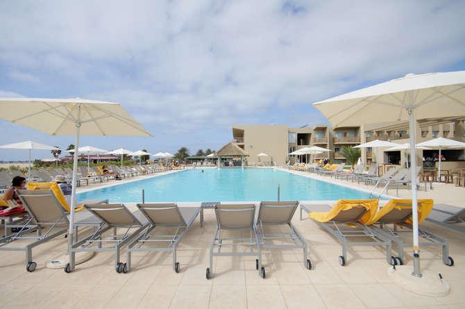 Hotel Oasis Salinas Sea Santa Maria