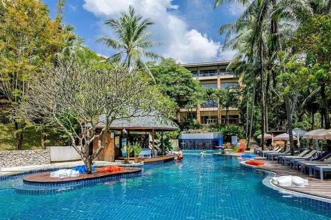 Peach Hill Resort Kata Beach