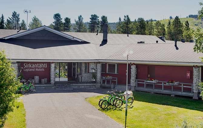 Lapland Hotel Sirkantahti Levi