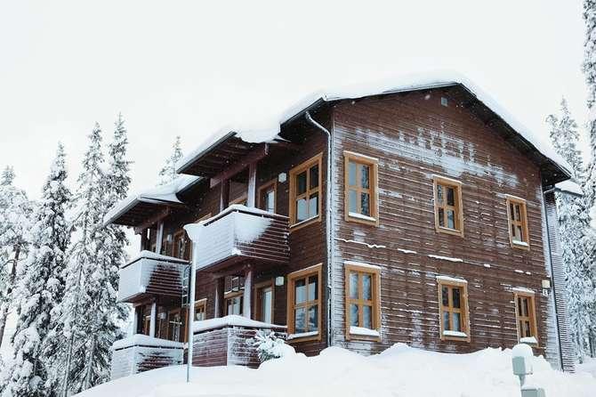 Aurinkorinne Ski-Inn Appartementen Ruka