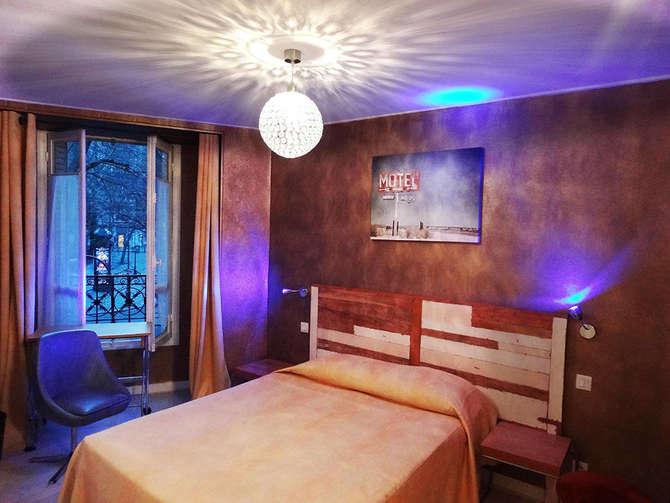 Hotel Roma Sacre-Coeur Parijs