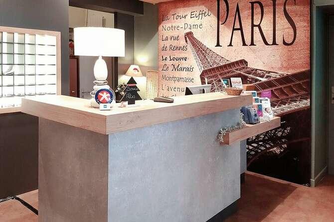 Hotel Parisiana Parijs