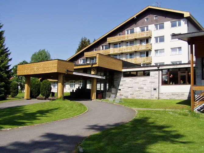 Hotel Srni Srní