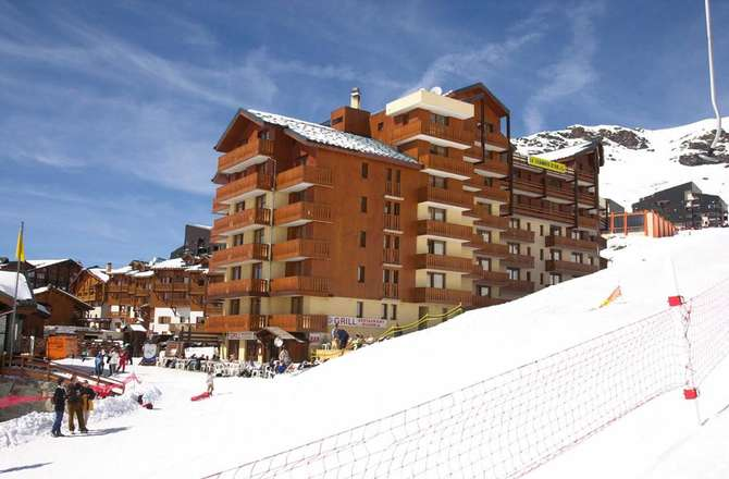 Residence Le Chamois d'Or Val Thorens