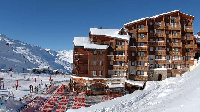 Residences Village Montana Val Thorens
