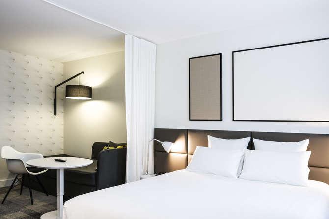 Hotel Novotel Suites Paris Expo Porte De Versailles Issy-les-Moulineaux