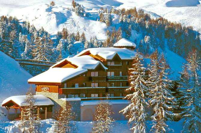 Residence Aspen La Plagne
