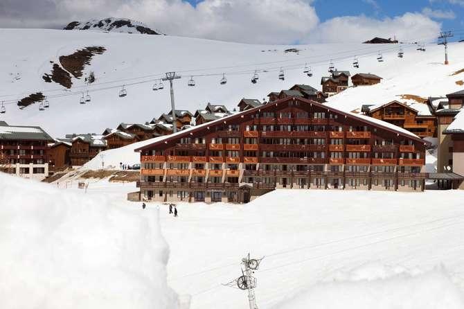 Pierre & Vacances Residence Le Mont Soleil La Plagne