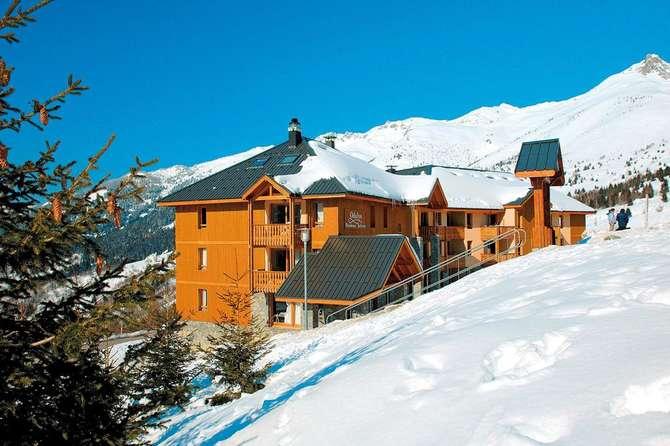 Residence Belle Vue Saint-François-Longchamp
