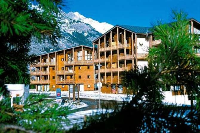 Residence Chalets Balcons Vanoise La Norma
