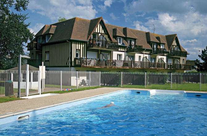 Residence Green Panorama Cabourg