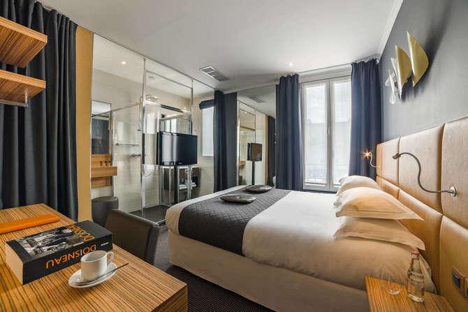 Hotel Residence Europe Parijs