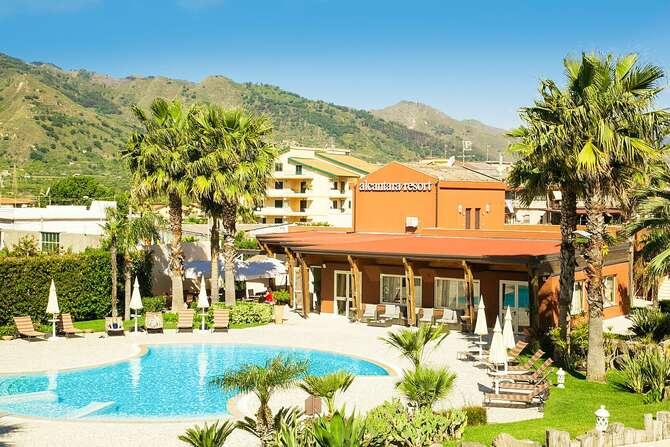 Hotel Alcantara Resort Gaggi