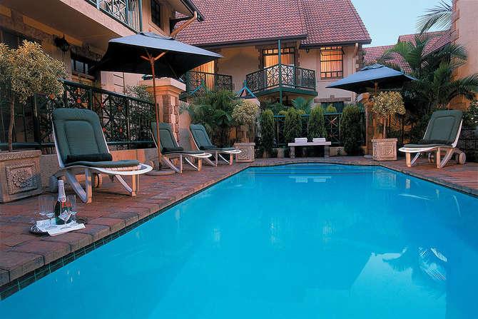 Court Classique Suite Hotel Pretoria