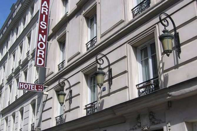 Hotel Paris Nord Parijs