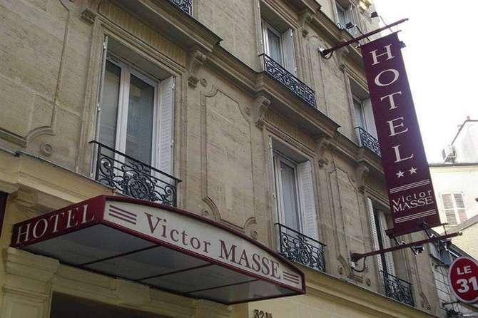 Hotel Victor Masse Parijs