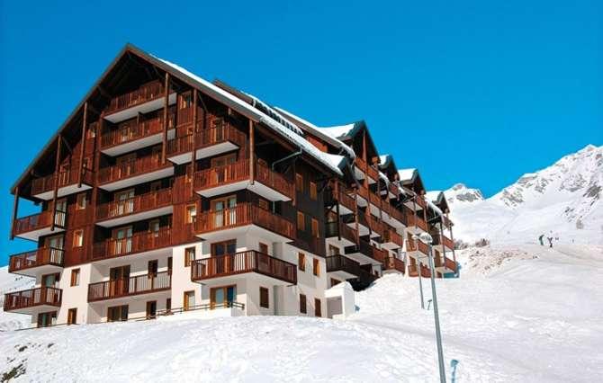 Residence Les Balcons du Soleil Saint-François-Longchamp
