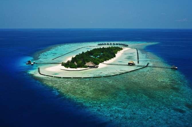Komandoo Island Resort, 6 dagen