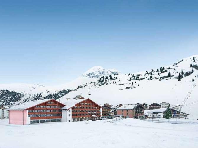 Robinson Club Alpenrose Zurs Zürs