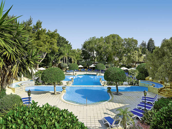 Corinthia Palace Hotel & Spa St. Julians