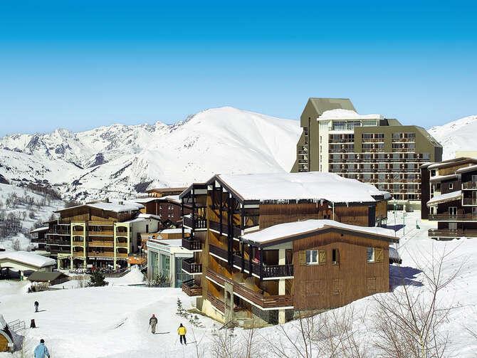 Les Deux Alpes 1800 Les Deux Alpes