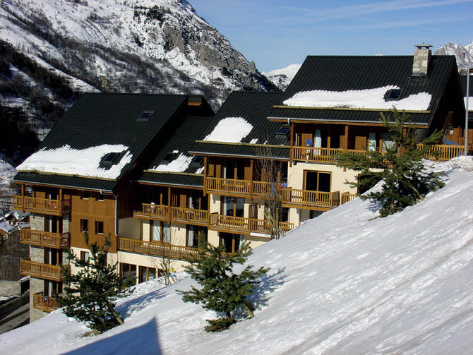 Residence Les Valmonts Valloire