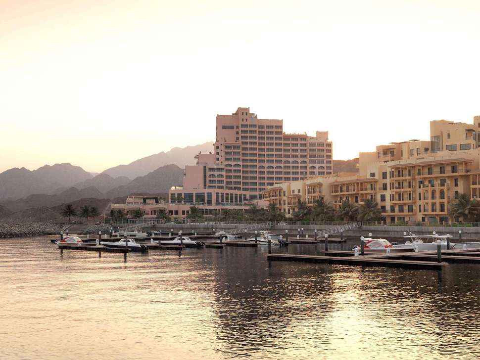 Fairmont Fujairah Beach