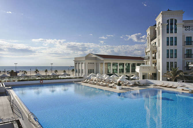 Las Arenas Balneario Resort Valencia