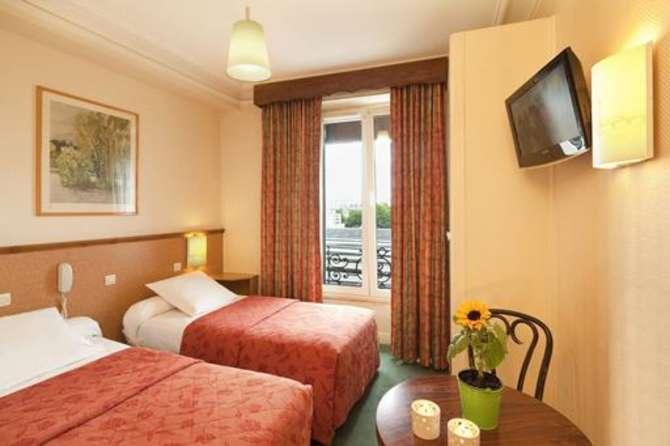 Hotel Kuntz Parijs