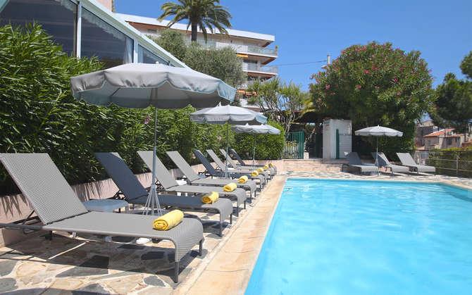 Hotel les Orangers Cannes