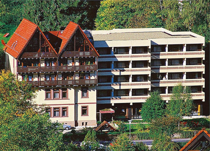 Hotel Bergfrieden Bad Herrenalb